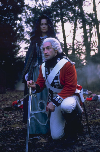 Robert as Father Liam Riley in the War and Peace episode of Highlander: The Raven